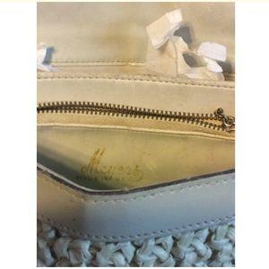 Meyer Bags - SOLD ON TRADESY Meyers Vintage Woven Straw Handbag